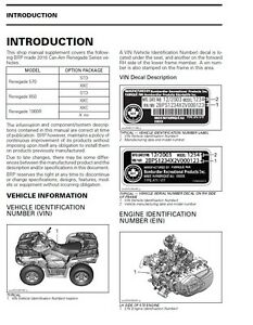 2019 can am outlander service manual
