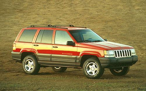 1996 jeep grand cherokee limited owners manual