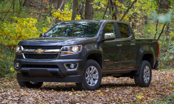 2017 chevrolet colorado owners manual