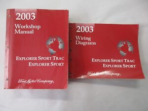 2003 ford explorer xlt owners manual