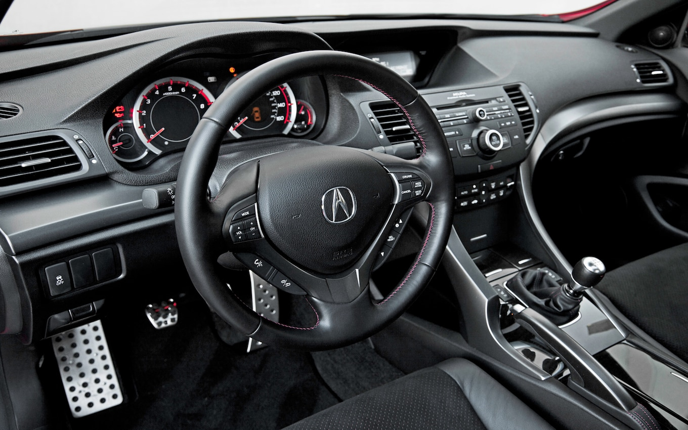 09 acura tsx owners manual