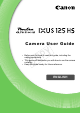 canon powershot elph 110 hs owners manual