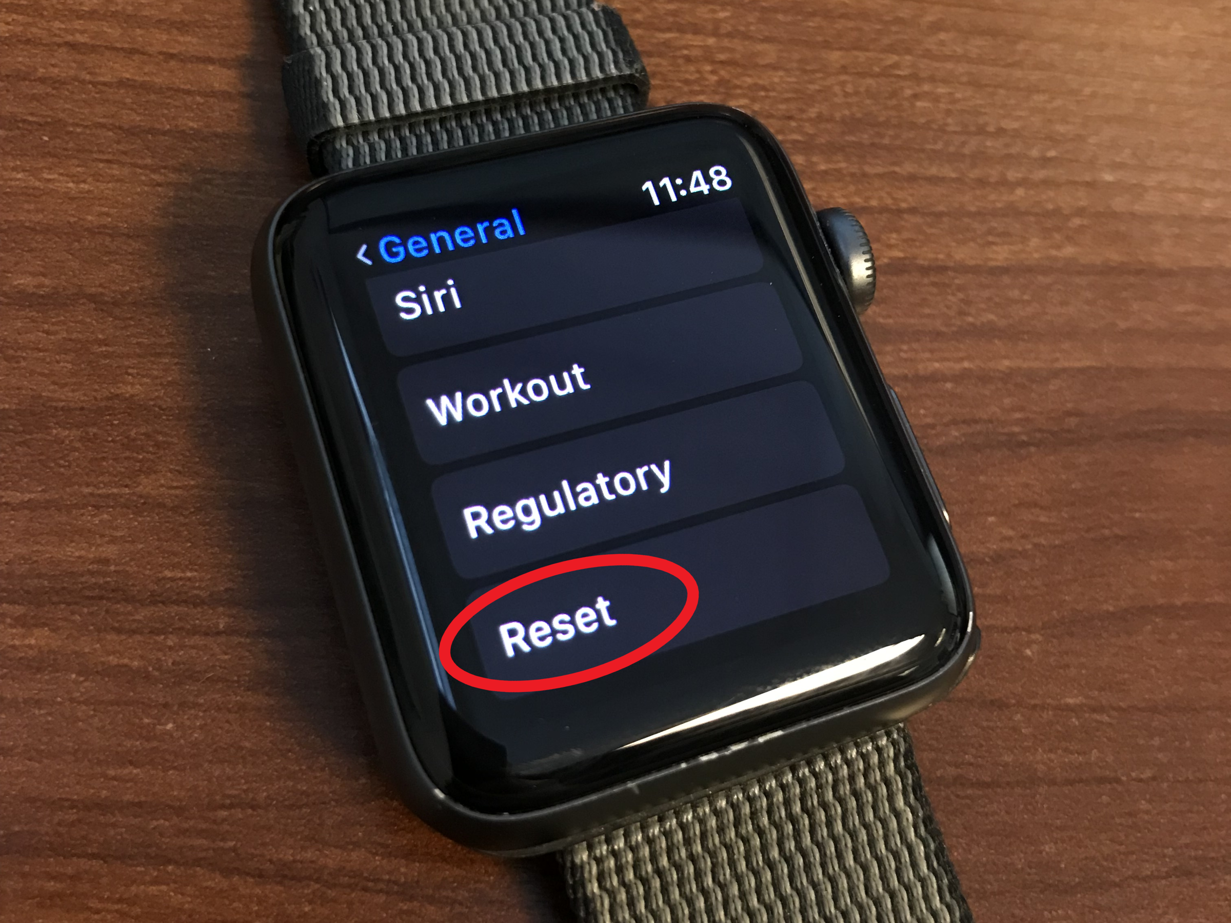 how to manually unpair apple watch 2 series without iphone